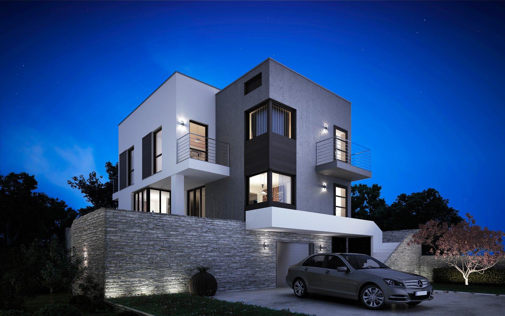 Moderne Montazne Kuce | Joy Studio Design Gallery - Best Design